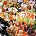 ◆飲み放題付き宴会コース◆3500円/4000円/5000円最大宴会は60名様までOK◎