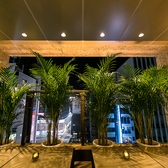 夜景を眺めながら「テラス個室」 5名様~8名様までテラス個室で各種ご宴会をお楽しみ頂けます♪