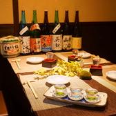 地鶏 博多もつ鍋 しまや 京都西院店の雰囲気3