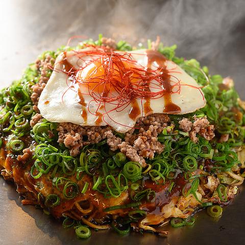 【120分飲放付★】ボリューム◎ステーキ/うに-海鮮3種お好み焼きも含む全10品 5,000円コース