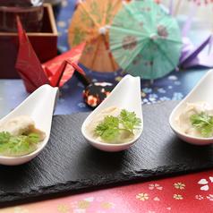 料理メニュー写真京生湯葉のお造り