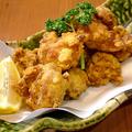 料理メニュー写真鶏の唐揚