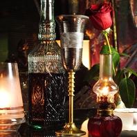 マハラジャ(インドの王様)のワイン