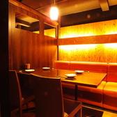 会社宴会やサークルの飲み会など、主役がいる宴会に最適!25名以上で完全個室、最大36名まで広々空間で一同に会せます。