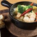 料理メニュー写真大海老のアヒージョ