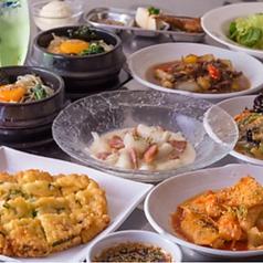 韓国料理 イニョン 1号店のコース写真