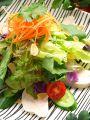 料理メニュー写真バンバンジーサラダ