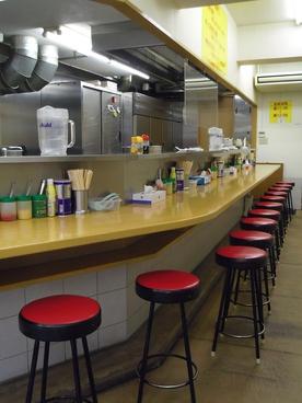 横浜ラーメン 味王 阪東橋店の雰囲気1
