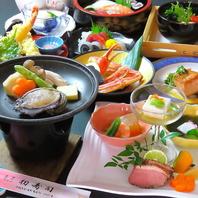 こだわり食材の寿司・料理でおもてなし◎
