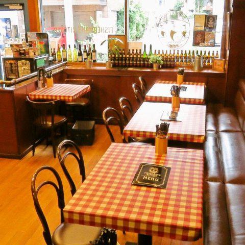 DINING FISHERMANu0027S KITCHEN フィッシャーマンズ キッチン 門前仲町の雰囲気1