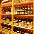 お得な飲み放題メニューが充実♪当店自慢のお刺身と一緒に定番から珍しい日本酒まで思う存分お楽しみいただけます。希少酒など全国から豊富に取り揃えております。
