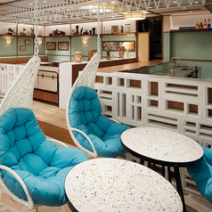 MOKUOLA Dexee Diner ルミネ横浜の雰囲気1