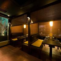 黄金屋新宿店は各種、ご用途でご利用頂ける個室を完備