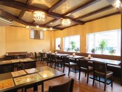 ◆ゆったり、座り心地の良いソファー席有ります◎オシャレで落ち着いた店内で、リラックスしながらのお食事はいかがですか?