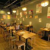 定楽屋 松山二番町店の雰囲気3