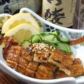 料理メニュー写真うざく(酢の物)