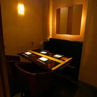 趣のある個室で懐石を堪能◆2名様~22名様まで利用可能