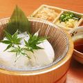 料理メニュー写真越後村杉のおぼろ豆腐