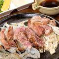 料理メニュー写真【播州百日鶏もも肉】ステーキ
