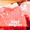 料理メニュー写真【Beef-Strip-Loin】 牛サーロイン