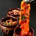 大人気の壺カルビは必食の味わい!