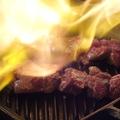 料理メニュー写真希少部位!牛ミスジのブロシェット(鉄串焼き)