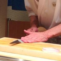 ≪美味しいお寿司は粋な寿司職人から≫