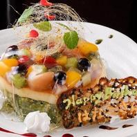 記念日やお祝いにぴったり◆鯛赤飯蒸・黒毛和牛ステーキ