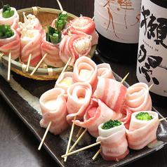 博多串焼き 野菜巻き 鍋 居酒屋 なまいき 品川店の特集写真