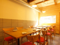 ◇テーブル席あります◇#ワイン #有機野菜 #宇治 #小倉 #宴会 #女子会 #ハンバーグ #小倉駅徒歩3分 #隠れ家