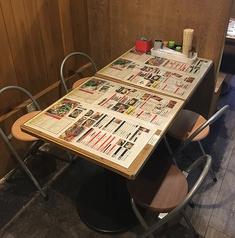 【1Fテーブル】