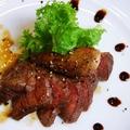 料理メニュー写真牛ヒレのマデラワインソース