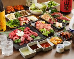 仙台焼肉 ホルモン 独眼牛 千葉店のコース写真