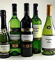 3種類の飲み放題メニュー