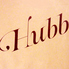 Hubb ハブのロゴ