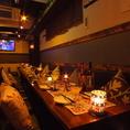 ≪4名様~20名様個室でゆったり宴会に最適≫和を基調としたくつろぎ個室は4名様~デザイナーズ個室は雰囲気抜群♪ご宴会・各種ご宴会・飲み会、歓送迎会にもご利用可能!