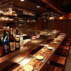 地酒蔵大阪 難波店の雰囲気1