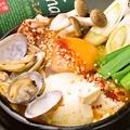 料理メニュー写真スンドゥブ(小鍋)