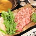 料理メニュー写真タンしゃぶ鍋(2人前)