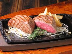 料理メニュー写真『オリーブ牛フェア開催により20%OFFでご提供!』オリーブ牛モモ1ポンドステーキ