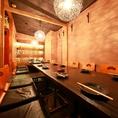 掘りごたつ式の完全個室 (本店)飲み放題付きコースをお探しの方はぜひ、完全個室「丸岸」で!駅直結で大阪駅前第3ビルで個室も充実な居酒屋です。