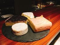 外国産チーズ各種、単品500円!盛合せ1200円!!