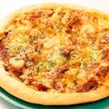 料理メニュー写真ピザ