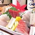 姉妹店【さかなや道場】より新鮮な刺身をデリバリーできます!ご相談ください。