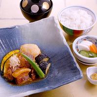 国産の食材と銘柄鶏・豚を使用した「大穀」のランチ!