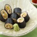料理メニュー写真そば寿司