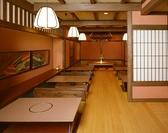 札幌 かに家 名古屋店の雰囲気3