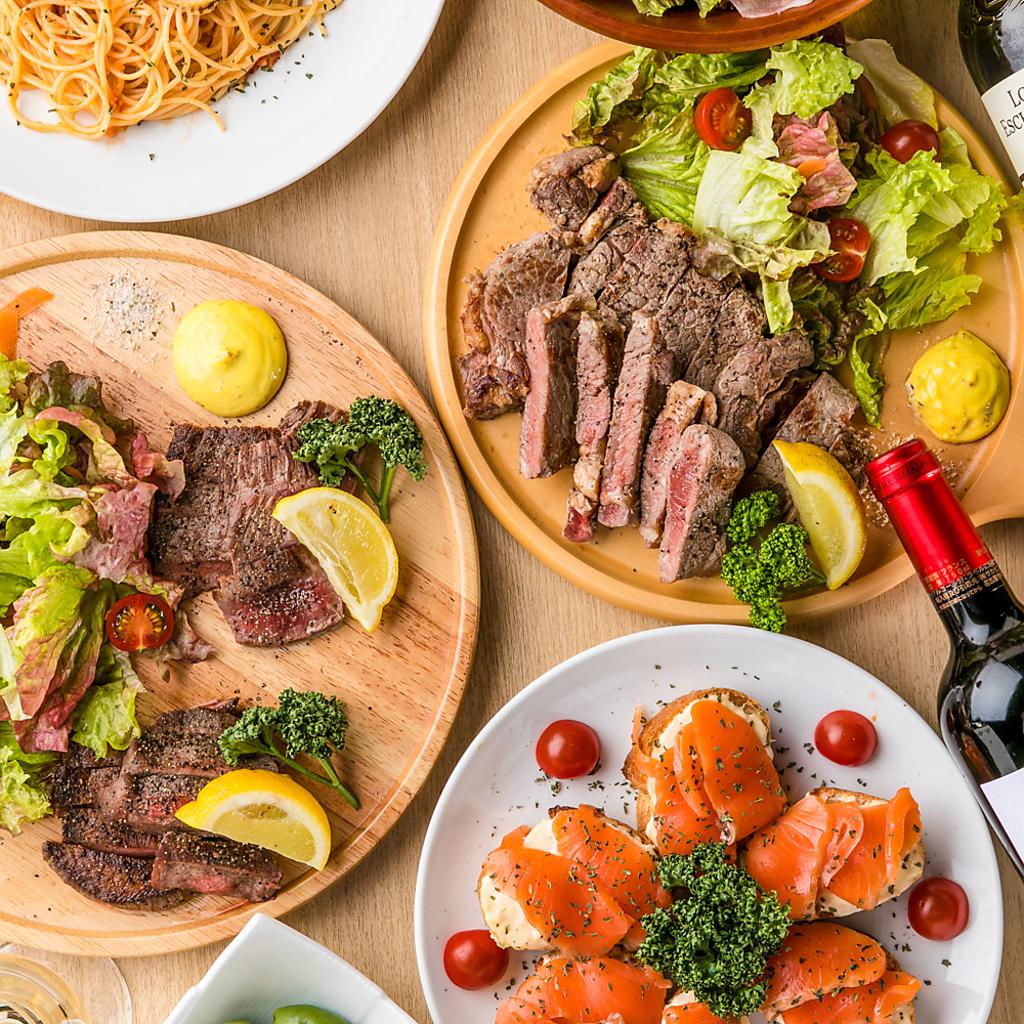 道産和牛とジンギスカンの肉バル Meat MaMa -ミートママ- すすきの店|店舗イメージ3