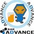 アドバンス ADVANCE 宮崎のロゴ