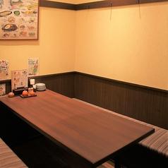 8名様用・12名様用のテーブル個室ございます★ほっこり落ち着けるテーブル個室がいいね!